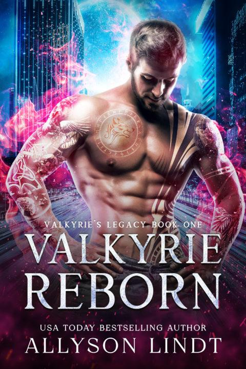 Valkyrie Reborn cover